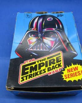 Star Wars Empire Strikes Back Topps Series 2 Card Box 1980 Unopened