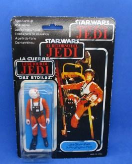 MOC 1983 Star Wars ROTJ Trilogo Luke X-Wing Pilot Figure Kenner HIGH QUALITY