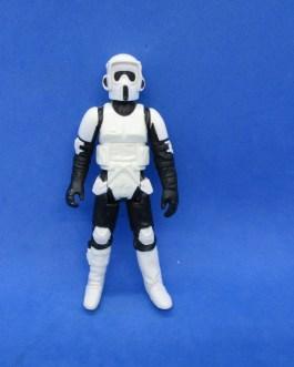 Vintage Kenner Star Wars Stormtrooper Biker Scout 1983 – ROTJ – Taiwan – Loose