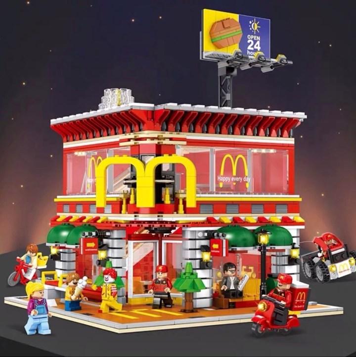 lego build Hong Kong