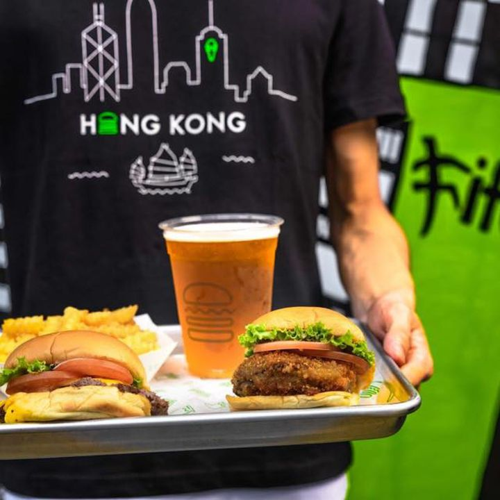 Affordable dining in the IFC Mall