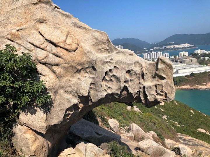 Rhino Rock family hike