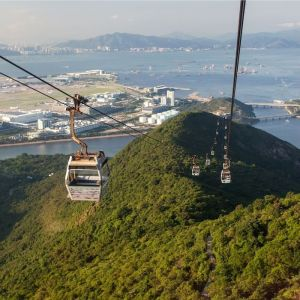 Big Buddha cable car