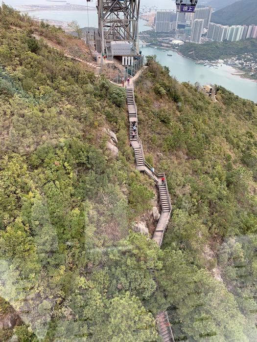 Tung Chung cable car