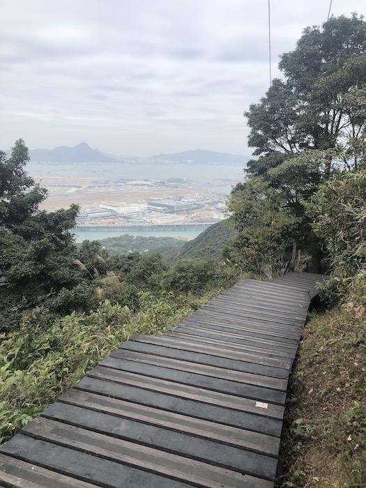 Hiking with kids hong kong