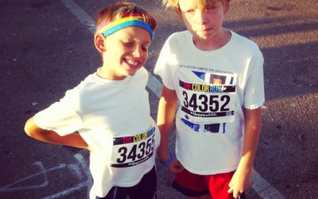 The Color Run 5k in Ventura, CA