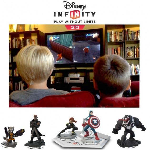 disney infinity 2.0 marvel