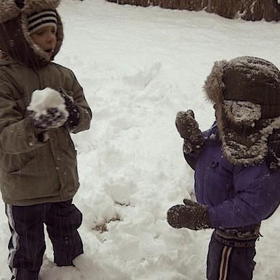 Honea family winter travels