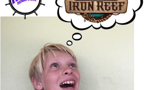 Iron Reef at Knott's