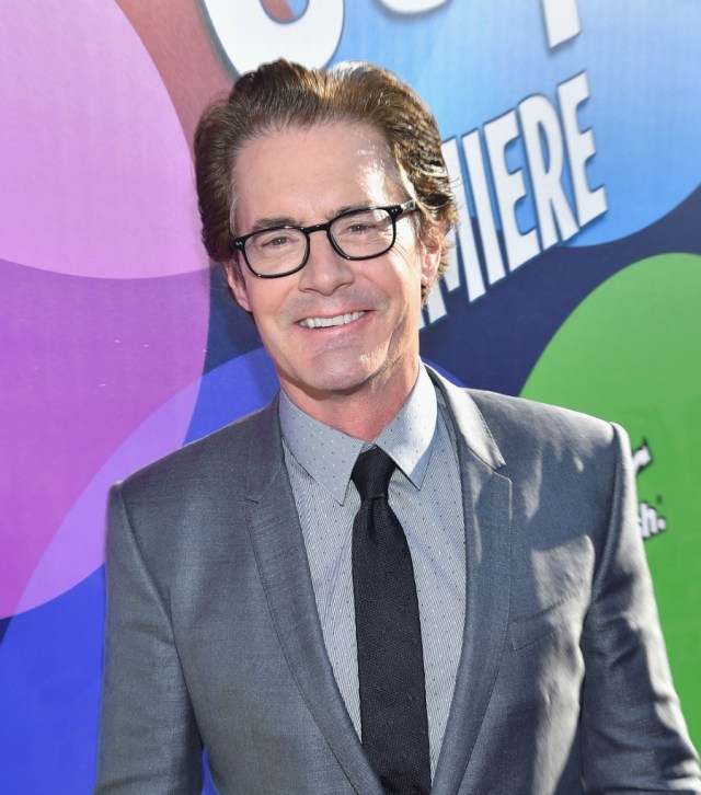 Kyle MacLachlan Inside Out