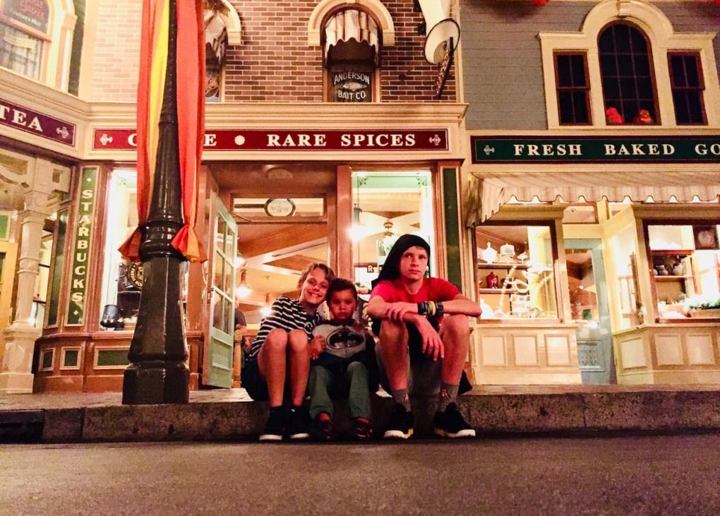Holidays Disneyland