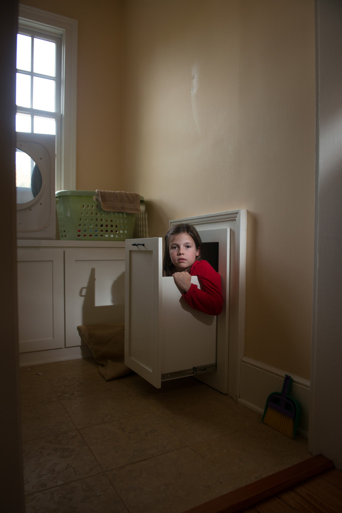 Hiding Places Family Life