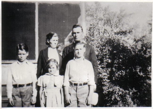 Charles Leslie Family