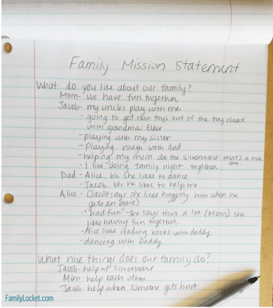 dyer misson statement list