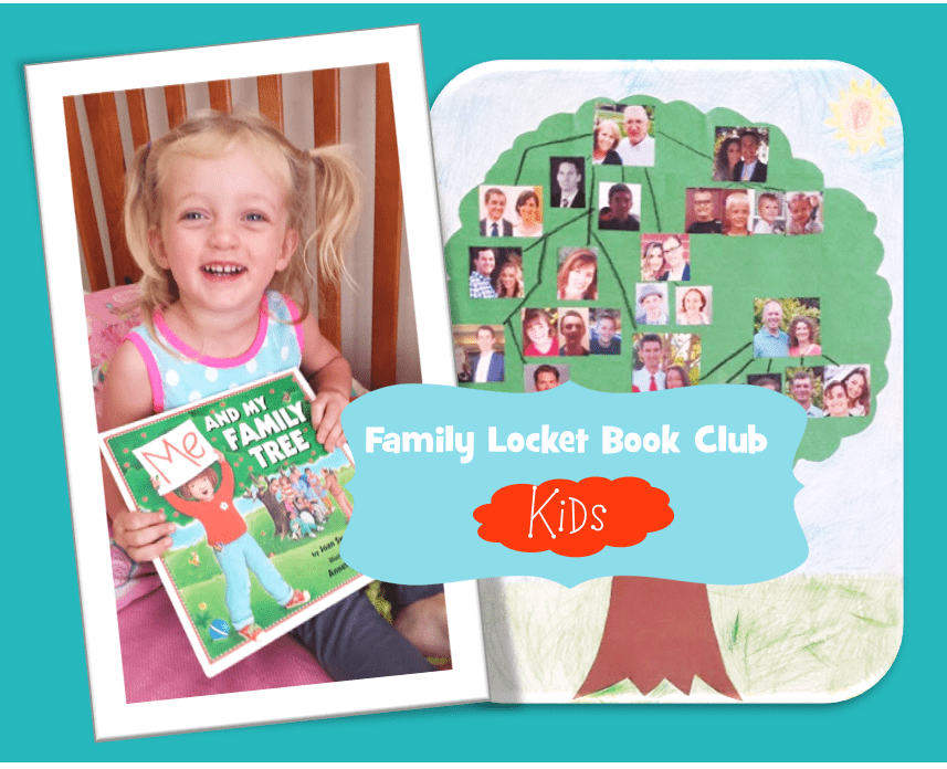 Me and My Family Tree – Kids Book Club