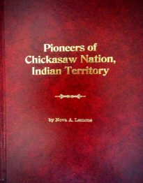 Pioneers of chickasaw Nation