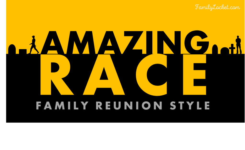 Amazing race family reunion style