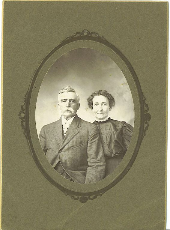 Robert and Isabella Royston