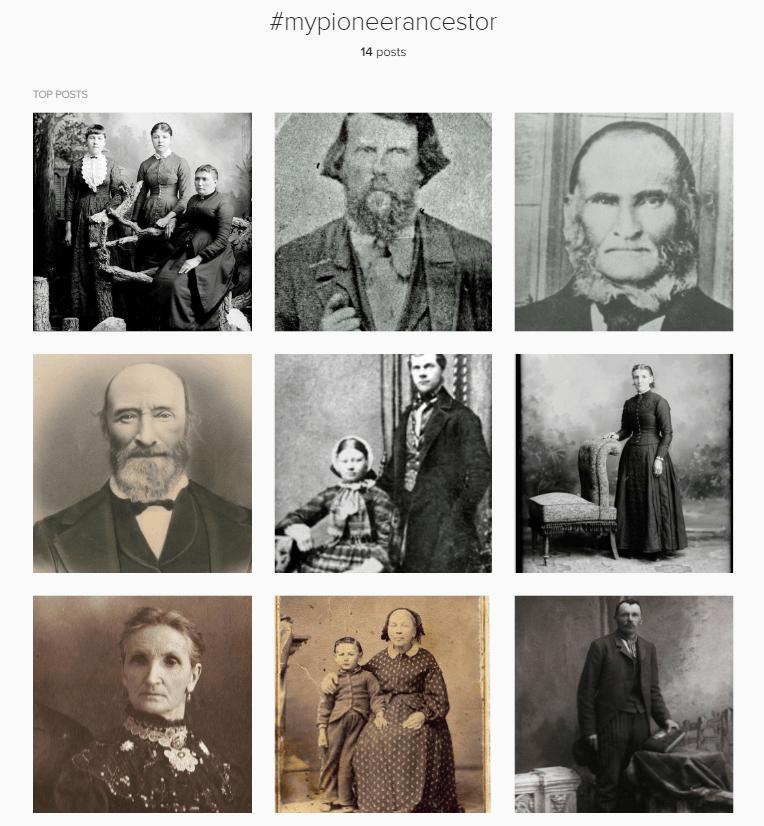 #MyPioneerAncestor and the Mormon Overland Travel Database