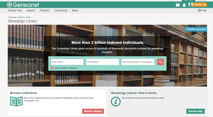 genealogy-library
