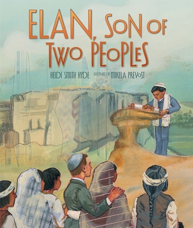 Elan, Son of Two Peoples – Author Interview