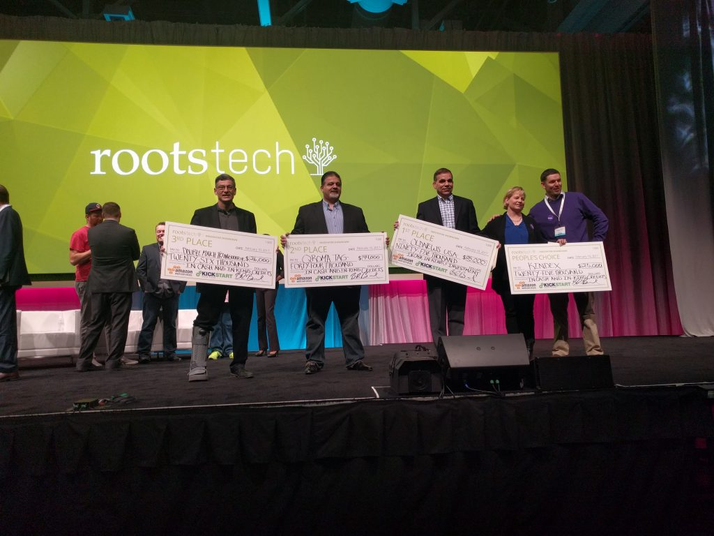 Innovator showdown 2017 winners