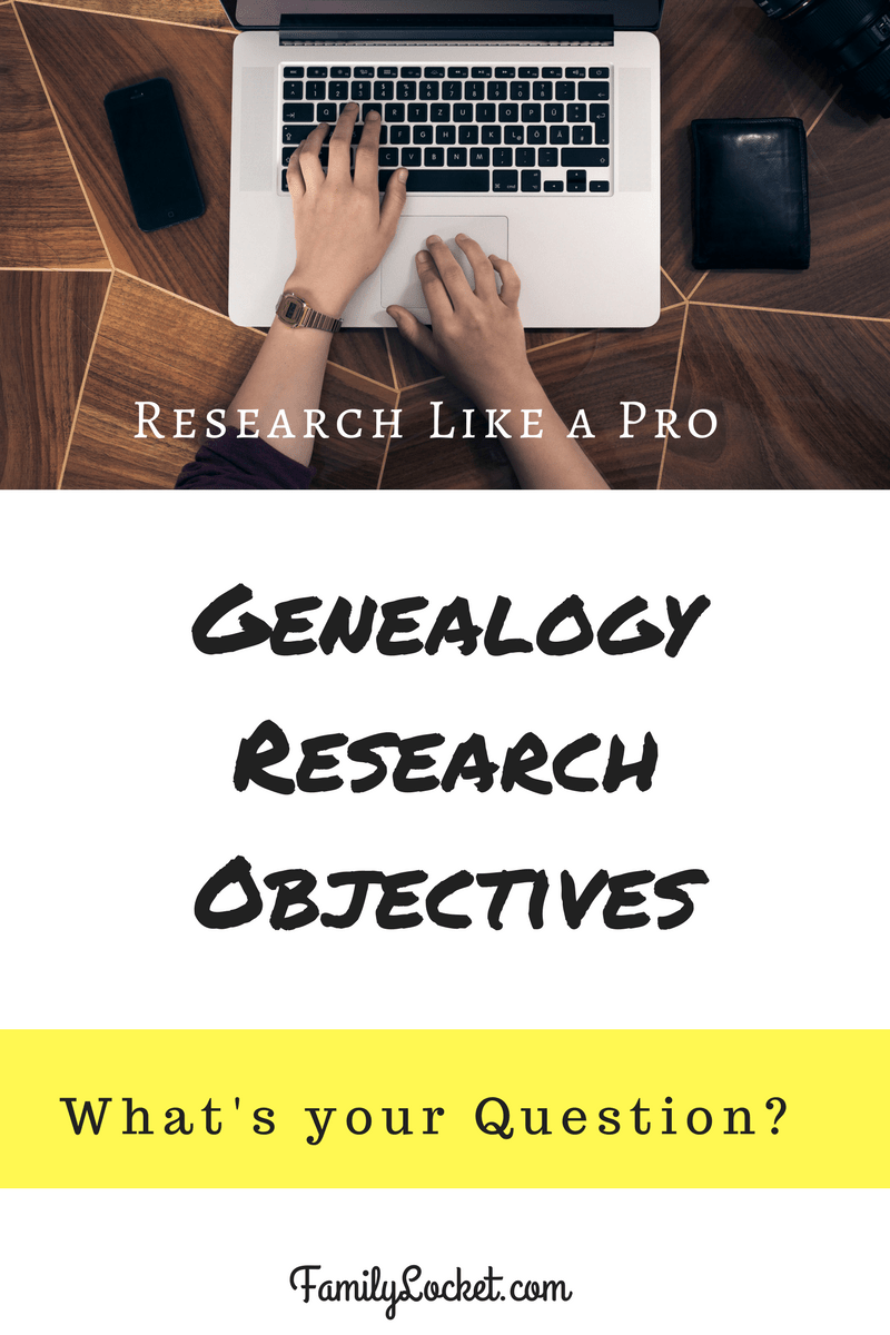Research Like a Pro, Part 1: What's Your Question?