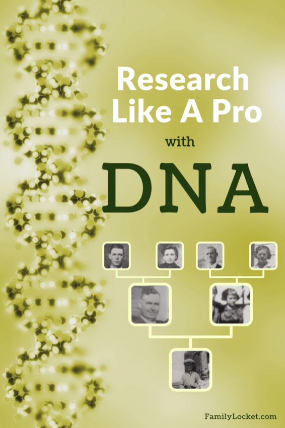 Research Like a Pro with DNA pinterest