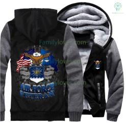 AIR FORCE VETERANS HOODIE %tag familyloves.com