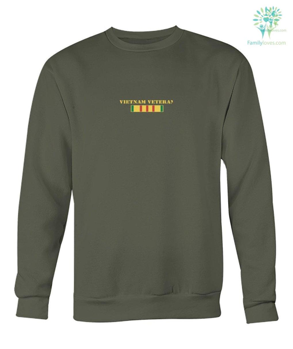 familyloves.com ALL GAVE SOME, 58479 GAVE ALL, Vietnam Veterans of America, Crew Neck Sweatshirt %tag