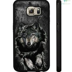 Breakthrough Wolf Samsung, iPhone case %tag familyloves.com