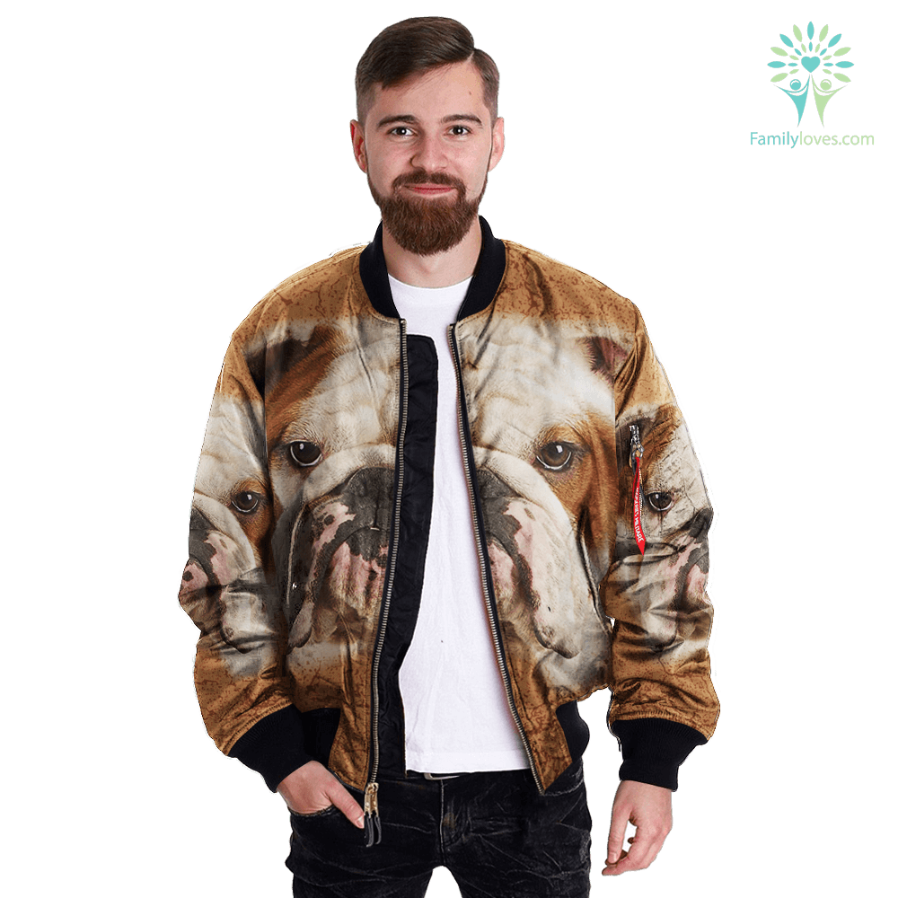 Bulldog over print jacket 2 %tag familyloves.com