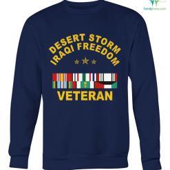 familyloves.com Desert storm iraqi freedom veteran hoodie, sweatshirt, t-shirt %tag