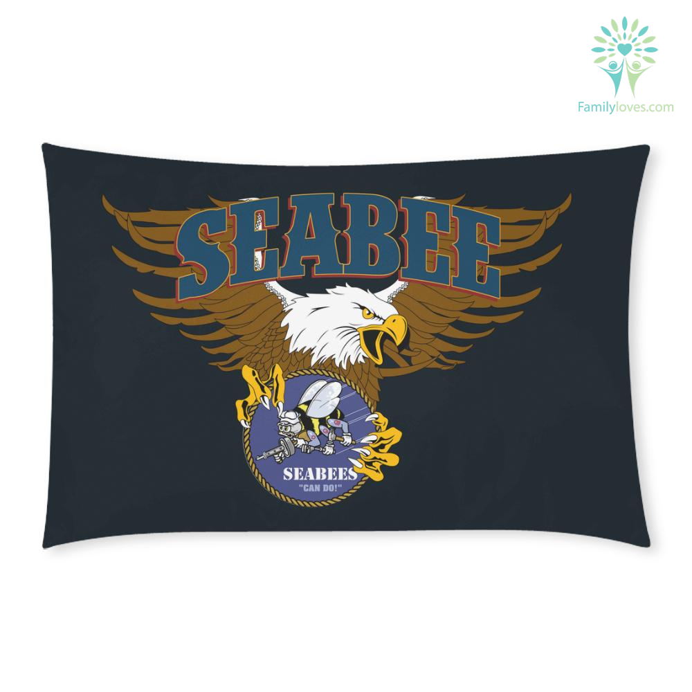 DUVET COVER AND PILLOWCASES FEEL SAFE AT NIGHT SLEEP WITH A SEABEE %tag familyloves.com