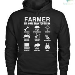 farmer i'm more than you think Hoodie/Tshirt %tag familyloves.com