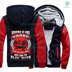 familyloves.com FISHING IS LIKE BOOBS NEW ZIP HOODIE 2017 VERSION 4.0 FISHING HOODIE %tag