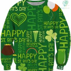 familyloves.com Happy patrick's day St. Patricks shirt, St. Patrick's Day shirt, St. Patricks day, St Pattys day shirt, Sizes S-5XL %tag