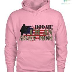 familyloves.com hooah i'm an army mom Hoodies/Tshirt %tag