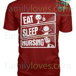 familyloves.com I Am A Nurse Tshirt %tag