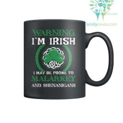 familyloves.com I'M IRISH - MUGS St. Patricks shirt, St. Patrick's Day shirt, St. Patricks day, St Pattys day shirt, Sizes S-5XL %tag