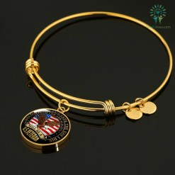 I WILL LIVE BY THIS OATH UNTIL THE DAY I DIE BECAUSE I AM AND ALWAYS WILL BE A U.S VETERAN Necklace & Bangle Luxury Bangle (Gold) Luxury Bangle (Silver) Luxury Necklace (Gold) Luxury Necklace (Silver) %tag familyloves.com