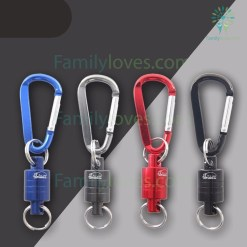 familyloves.com iLure Strong Train Release Magnetic Net Gear Release Lanyard cable Pull 4KG For Fly fishing tackle %tag
