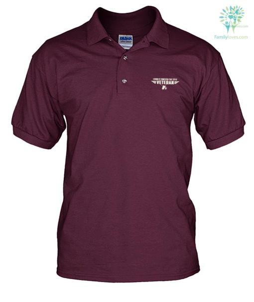 IT CANNOT BE INHERITED NOR CAN IT BE PURCHASED I HAVE EARNED IT WITH MY BLOOD, SWEAT AND TEARS...polo shirt %tag familyloves.com