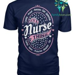 familyloves.com It's A Nurse Thing Tshirt %tag