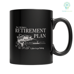 familyloves.com Limited Edition - Fishing Retirement Plan %tag