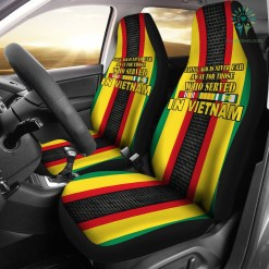 LONG AGO IS NEVER FAR AWAY FOR THOSE WHO SERVED IN VIETNAM CAR SEAT COVER v2.0 %tag familyloves.com