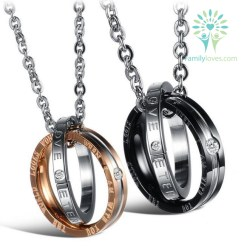 Love Pendants Necklaces %tag familyloves.com