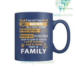 MASTIFFS DOG - MUGS %tag familyloves.com