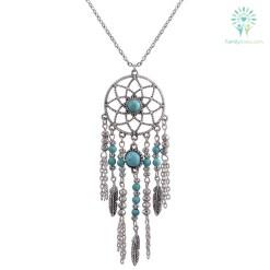 Native American Fringe Necklaces %tag familyloves.com