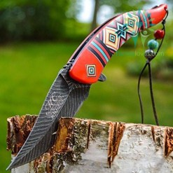 familyloves.com Native American Knife Default Title %tag